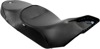 World Sport Performance CarbonFX 2-Up Seat Black Low - Hypermotard