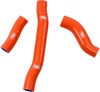 Radiator Hoses Orange - For 2019 KTM 250 SX