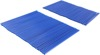 Blue Spoke Covers - 80 Pack - 40 Front & 40 Rear For MX Bikes