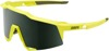 Speedcraft Sunglasses Yellow/Black w/ Gray/Green Lens