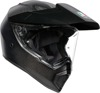AX-9 Full Face Motorcycle Helmet Black X-Large
