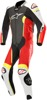 Missile One-Piece Suit Black/Red/White/Yellow US 50