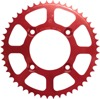 48T Red Aluminum Rear Sprocket - For 85-17 Honda CRF100F CRF125F XR100R