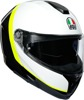 Sport Modular Helmet Black/Hi-Vis/White/Yellow 2X-Large