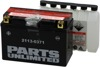 AGM Maintenance Free Battery 115CCA 12V 8Ah - Replaces YT9B-BS