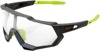 Speedtrap Sunglasses Black/Yellow w/ Clear/Photochromic Lens