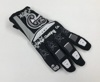 Girlyz Vision Women's MX Riding Glove - Gray & Black Large