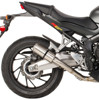 MGP 2 Growler Carbon Fiber Full Exhaust - For 14-19 Honda CB650F CBR650F