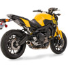 MGP Growler Carbon Fiber Full Exhaust - Yamaha FZ-09/MT-09/FJ-09/XSR900