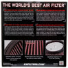 Replacement Air Filter - For Harley Davidson Sportster Screamin' Eagle Element 88-12