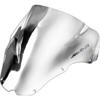 00-01 Honda CBR929RR Yana Shiki Silver R Series Chrome Windscreen