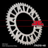 Aluminum Rear Sprocket - 44 Tooth