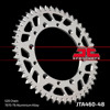 Aluminum Rear Sprocket - 46 Tooth