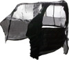 Black UTV Cab Enclosure - 08-14 Polaris RZR 800