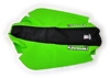Gripper Seat Cover (Green/Black) - Kawasaki KX80/85/100