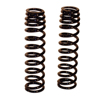 Black 12 Series Progressive Springs for PSI Shocks 105/150 lbs/in - 12 Series Springs