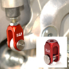 Rear Brake Clevis Kit Red