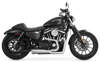 Competition Series Brushed 2:1 Full Exhaust - For 14-20 Harley Davidson Sportster