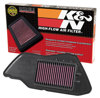 Replacement Air Filter - For Yamaha YW125 Zuma; 09-11