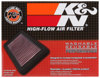 Replacement Air Filter - For Yamaha YZF R3 321; 2015