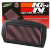 Replacement Air Filter - For Yamaha FZ6/FZ6 Fazer; 04-09
