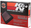 Replacement Air Filter - For Yamaha YFM80 Badger 85-00; YFM80 Raptor 02-08
