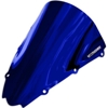 00-01 Yamaha R1 Yana Shiki Blue R Series Chrome Windscreen
