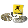 Complete Clutch Plate Set w/Springs - For 09-10 Honda CRF450R