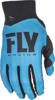 Pro Lite Riding Gloves For MX & Off-Road Blue Sz 6