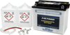 12V Heavy Duty Battery w/Acid Pack - Replaces YB16L-B