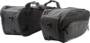 Universal Saddle Bags 20L Capacity EA, w/ Rain Covers