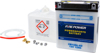 12V Heavy Duty Battery w/Acid Pack - Replaces YB12AL-A2