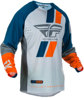 Evolution DST Jersey Navy/Grey/Orange Youth X-Large