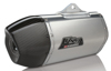 Race RS9 Aluminum Dual Slip On Exhaust - 2015 KTM RC390