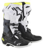 Tech 10 Boots Black/White/Yellow US 10