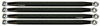Extreme Radius Rods - For 17-19 Polaris RZR XP