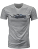 Priorities Tee Grey Heather Large