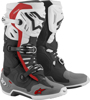 Tech 10 Supervented Boots Black/White/Grey/Red US 10