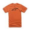 Youth Ageless Tee Orange/Black Small