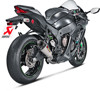 Titanium Slip On Exhaust w/ Link Pipe - Kawasaki ZX10R
