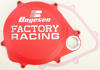 FACTORY RACING CLUTCH COVER RED - CLUTCH COVER RED 17-18 Honda CRF450R/RX