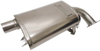 Full Velocity Muffler - For 08-17 Ski Doo GSX MXZ Renegade Summit