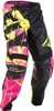 Kinetic Outlaw Pants Black/Pink/Hi-Vis US 28S