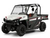 Clear Full Windshield Hard Coat w/Vent - For 11-14 Polaris Ranger