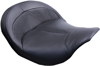 Big IST Solo Leather Seat For 08-18 Harley Touring Models