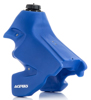 Large Capacity Fuel Tank 3.3 gal (Blue) - 03-05 YZ250F/450F 03-06 WR250/450