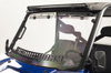 Clear Half Windscreen - For 13-19 Polaris Ranger w/ProFit