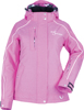 Lily Collection Riding Jacket Pink Heather X-Small