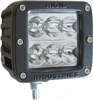 Dually D2 Led Light Driving Pattern (White) - Dually D2 LED Lights