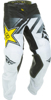 Kinetic Mesh Rockstar Pants White/Black Size 32